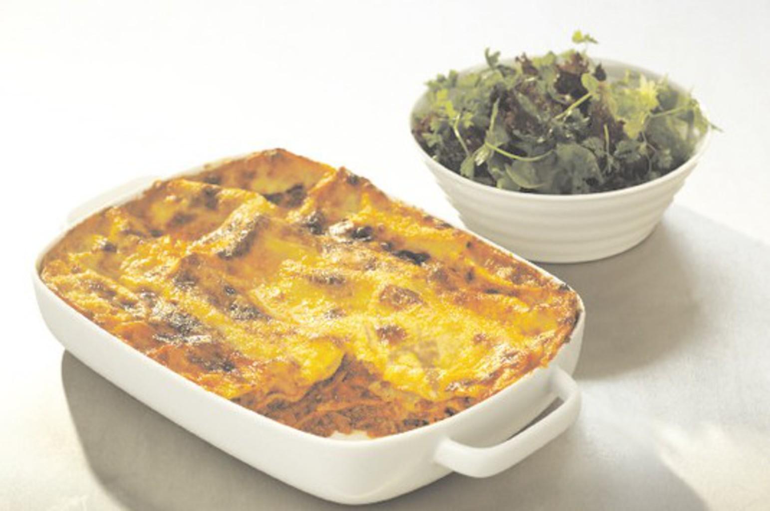 Ricetta Lasagne Kenwood.Ricetta Lasagne Ricette Kenwood Club