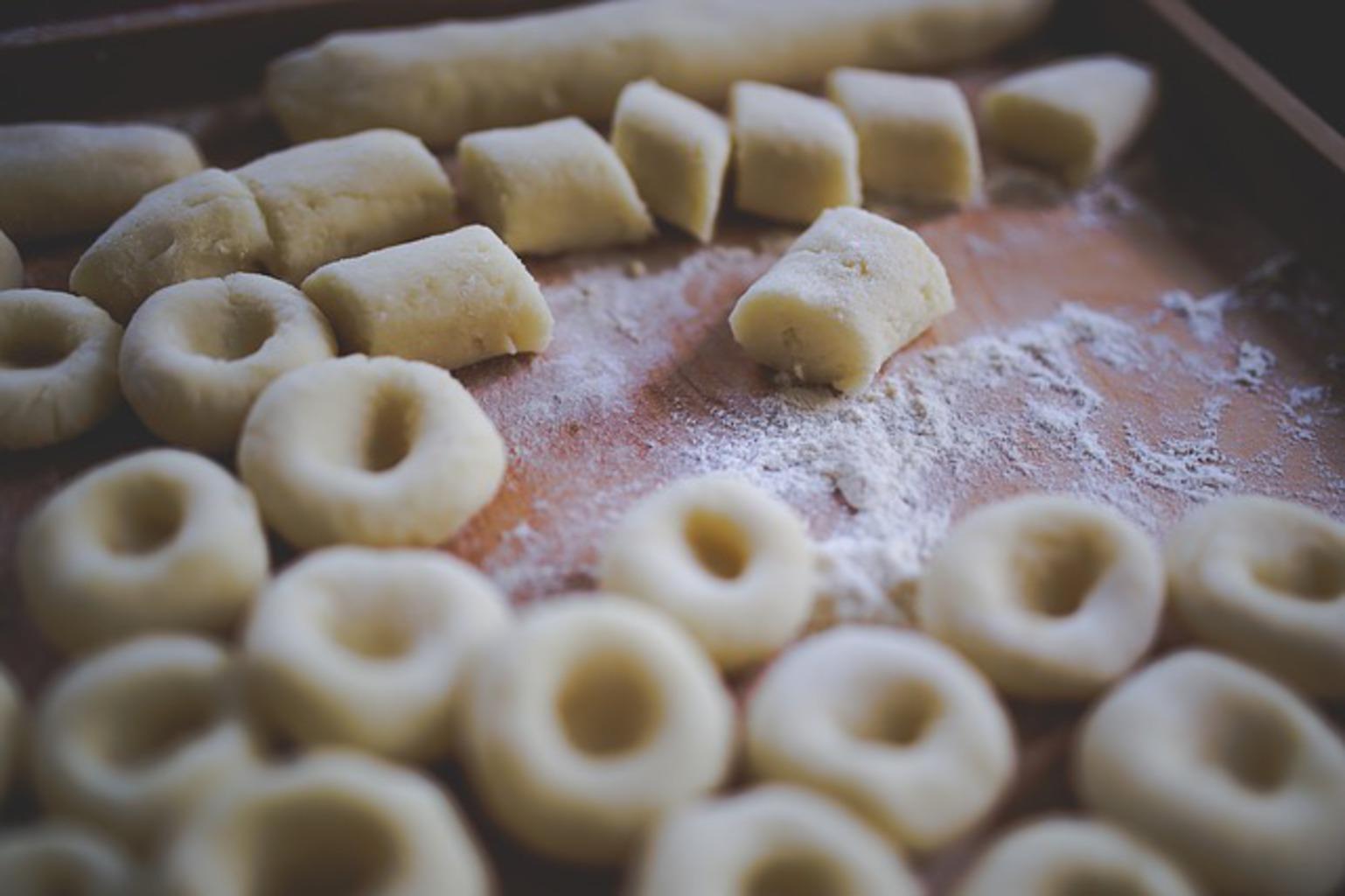 Ricetta Di Gnocchi Senza Glutine.Ricetta Gnocchi Di Patate Senza Glutine Ricette Kenwood Club