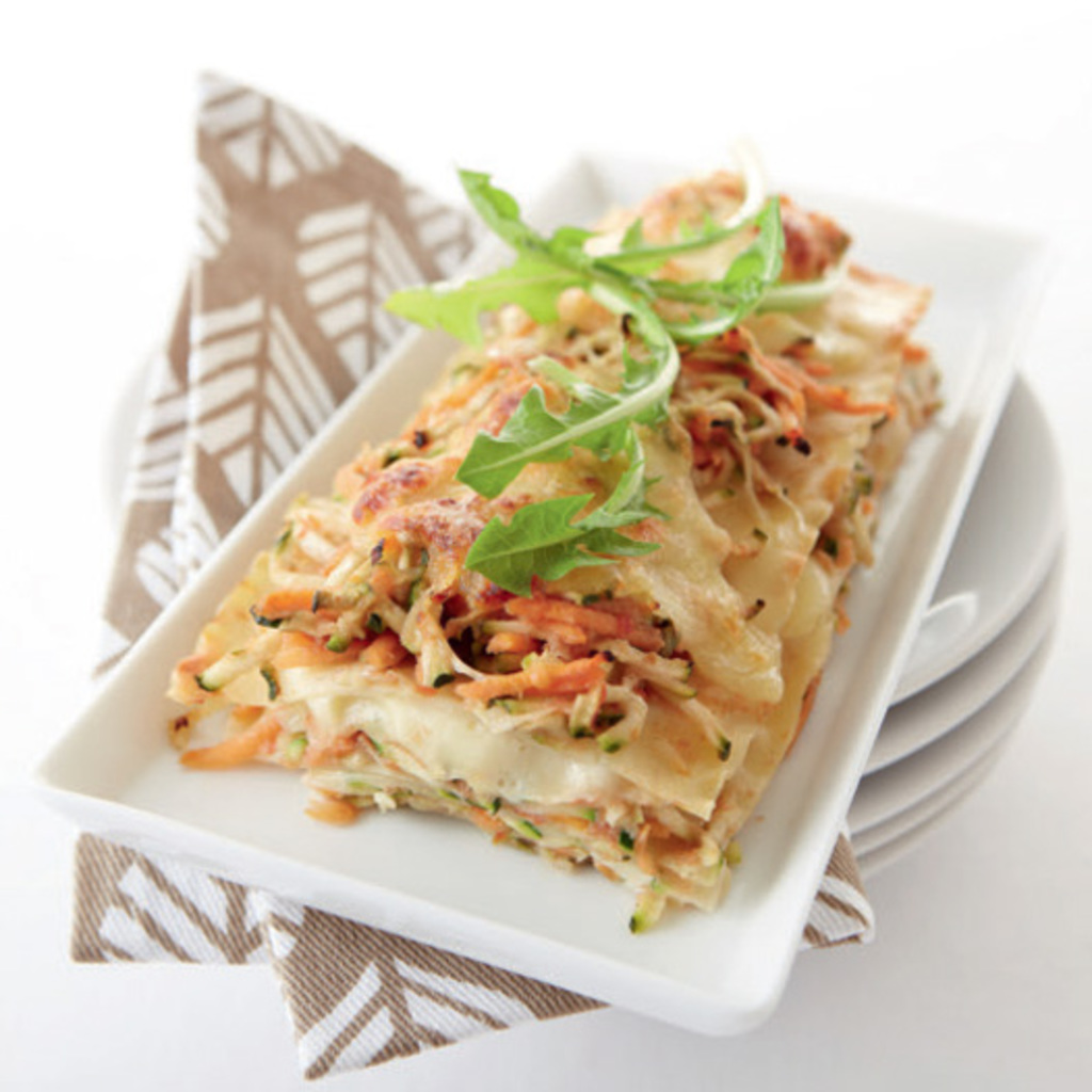 Ricetta Lasagne Kenwood.Ricetta Lasagne Alle Verdure Ricette Kenwood Club