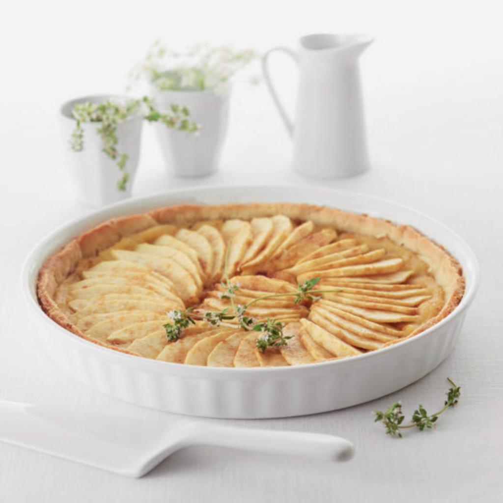 Ricetta Crostata Kenwood Chef.Ricetta Crostata Di Mele Con Cooking Chef Gourmet Ricette Kenwood Club