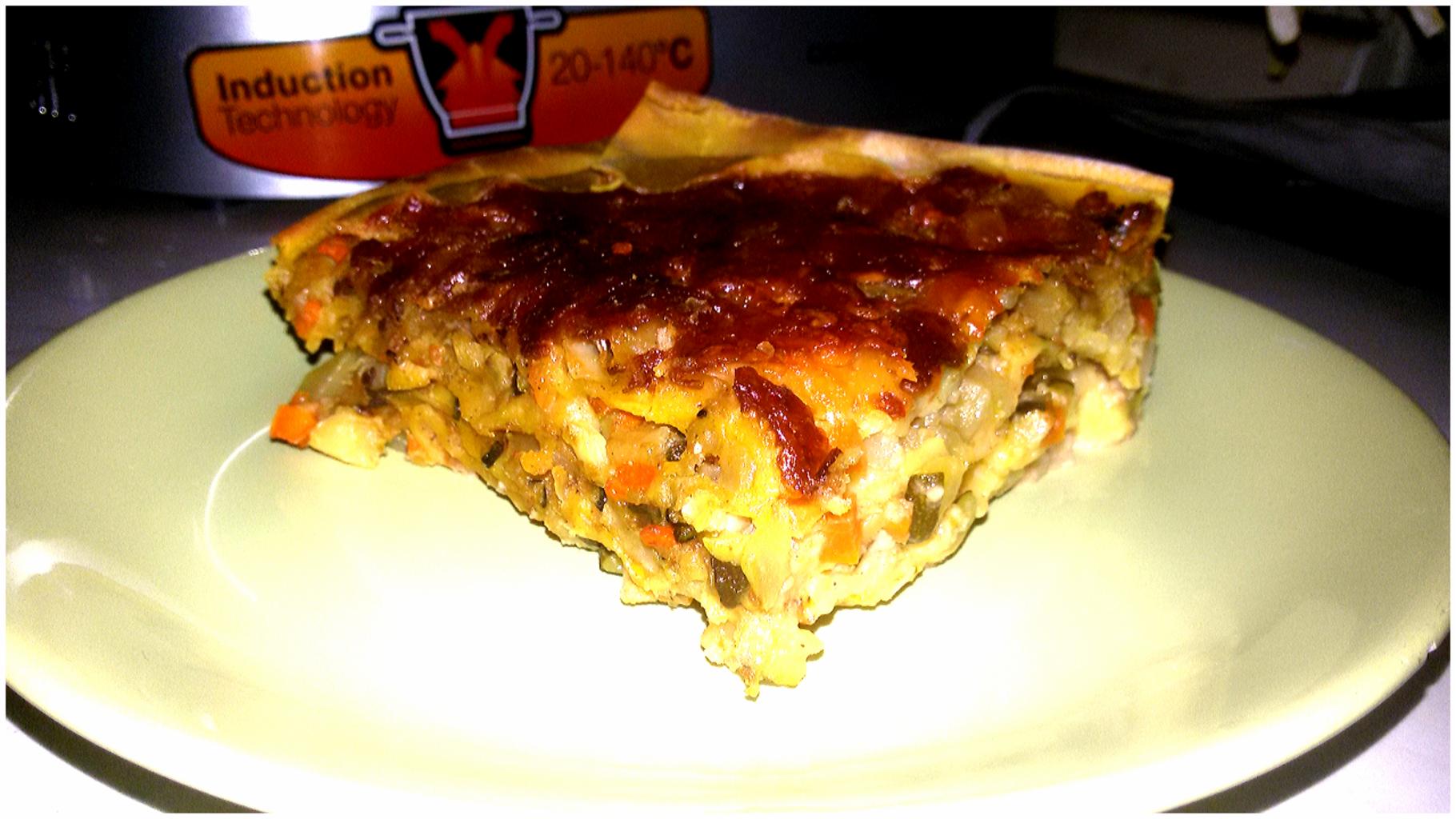 Ricetta Lasagne Kenwood.Ricetta Lasagna Di Verdure Ricette Kenwood Club
